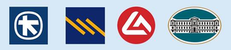 supported bank logos